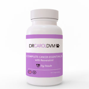 Dr. Carol's Complete Dog Cancer Essentials Supplement