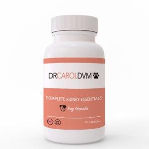 Dr. Carol's Complete Dog Kidney Essentials