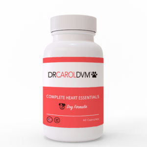 Dr. Carol's Complete Dog Heart Essentials