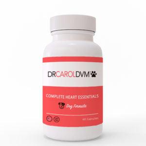 Dr. Carol's Complete Dog Heart Essentials