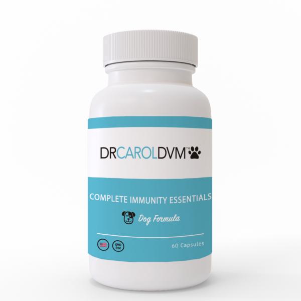 Dr. Carol's Complete Immunity Essentials - Dog Formula FS