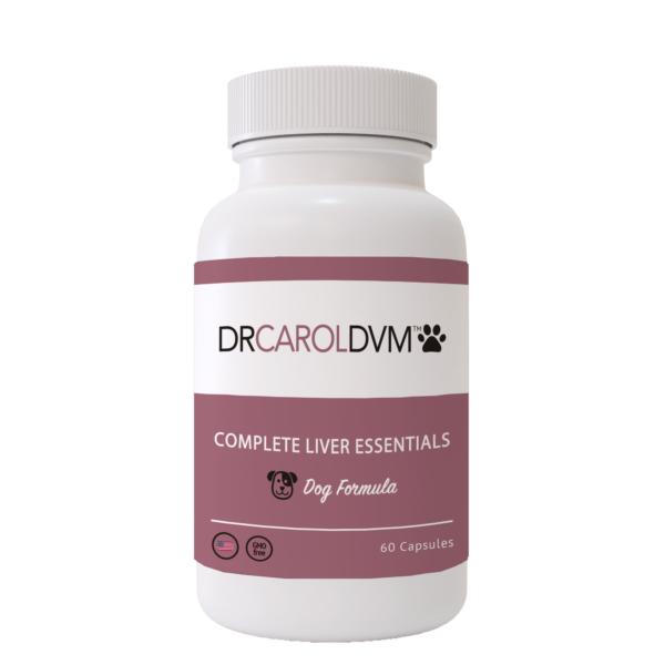 Dr. Carol's Complete Liver Essentials - Dog Formula RNS