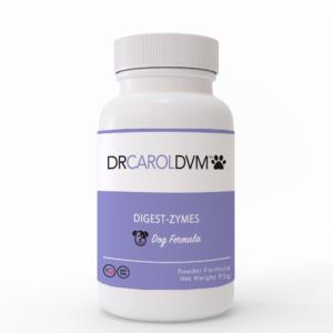 Dr. Carol's Digest-Zymes - Dog Formula FS