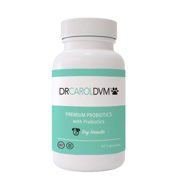 Dr. Carol's Premium Probiotics with Prebiotics - Dog Formula FNS